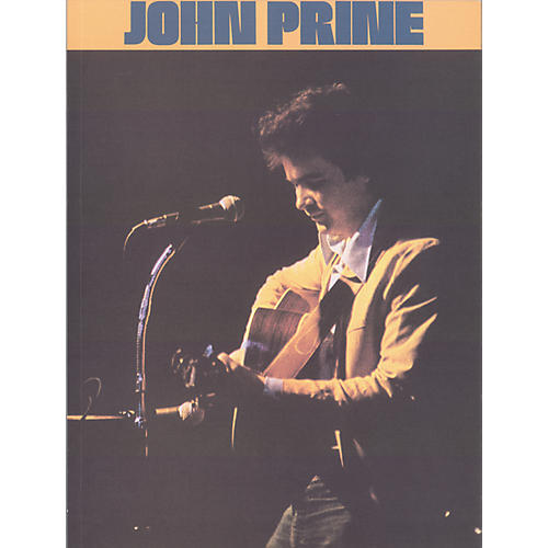 Alfred John Prine Vocal, Piano/Chord Book-thumbnail
