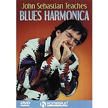 Homespun John Sebastian Teaches Blues Harmonica (DVD)