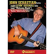 Homespun John Sebastian Teaches Eight Lovin' Spoonful Hits for Guitar DVD with Tab