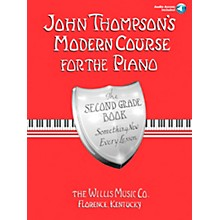 Willis Music John Thompson's Modern Course for Piano Grade 2 Book/CD