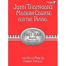 Willis Music John Thompson's Modern Course for Piano Grade 3 Book/CD