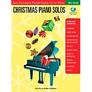 Willis Music John Thompson's Modern Course for The Piano - Christmas Piano Solos First Grade Book/CD