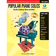 Willis Music John Thompson's Modern Course for The Piano - Popular Piano Solos First Grade Book/CD