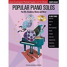 Willis Music John Thompson's Modern Course for The Piano - Popular Piano Solos Grade 4