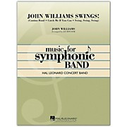 Hal Leonard John Williams Swings! Concert Band Level 4