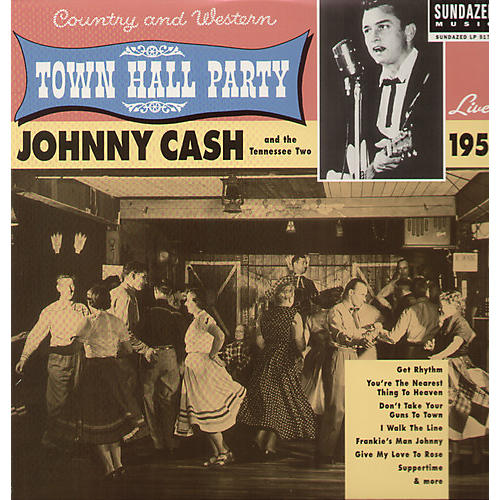 Alliance Johnny Cash - Live at Town Hall Party 1958