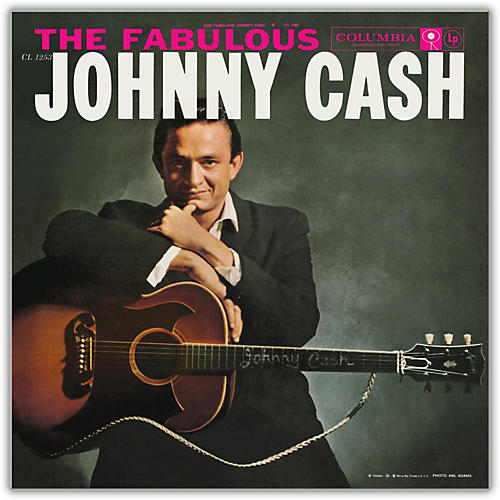 Sony Johnny Cash - The Fabulous Johnny Cash Vinyl LP-thumbnail