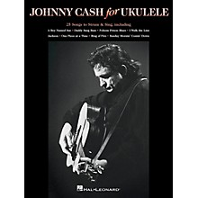 Hal Leonard Johnny Cash For Ukulele