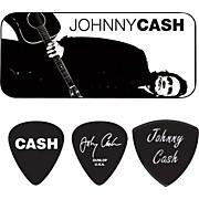 Dunlop Johnny Cash Legend Pick Tin with 6 Picks