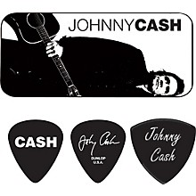 Dunlop Johnny Cash Legend Pick Tin with 6 Picks