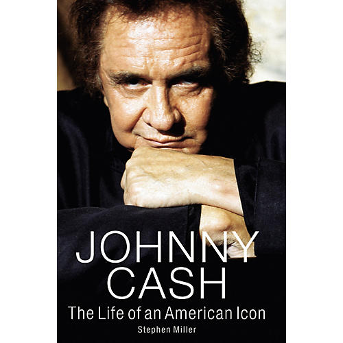 Music Sales Johnny Cash: The Life of an American Icon (Book)