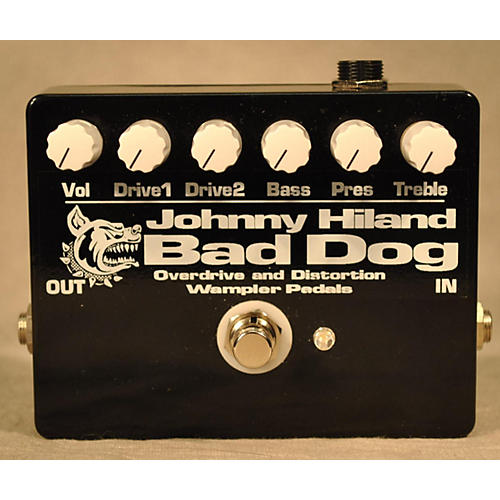Wampler Johnny Hiland Bad Dog Effect Pedal-thumbnail
