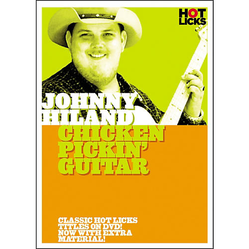 Hot Licks Johnny Hiland Chicken Pickin' Guitar DVD-thumbnail