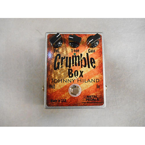 In Store Used Johnny Hiland Grumble Box Effect Pedal