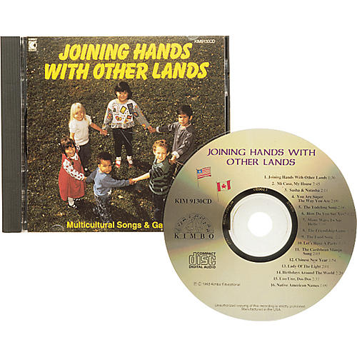 Kimbo Joining Hands With Other Lands (CD/Guide)