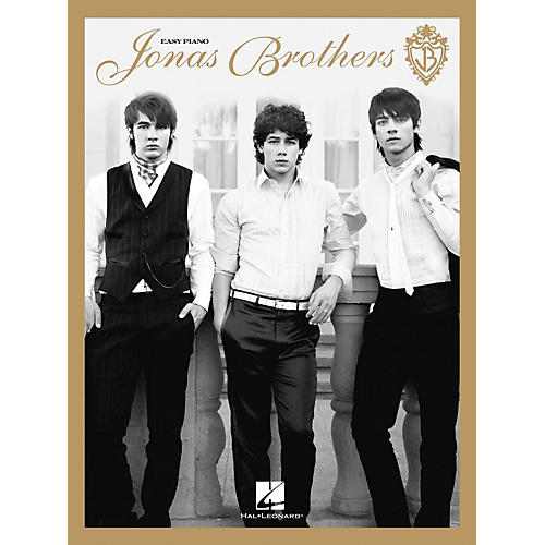 Hal Leonard Jonas Brothers For Easy Piano