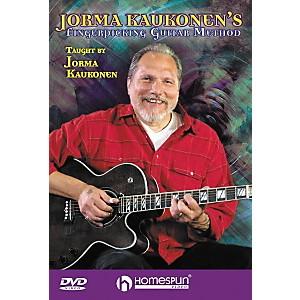 Homespun Jorma Kaukonens Fingerpicking Guitar Method 2-Video Set DVD by Homespun