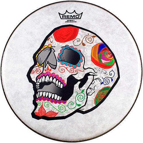 Remo Jose Pasillas ArtBEAT Artist Collection Drum Head-thumbnail