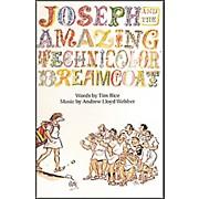 Hal Leonard Joseph and the Amazing Technicolor Dreamcoat Vocal Score Songbook