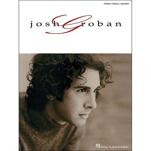 Hal Leonard Josh Groban arranged for piano, vocal, and guitar (P/V/G)-thumbnail