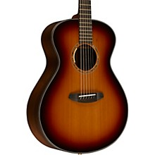 Breedlove Journey Concert Black Cherry FS E Western Red Cedar - Brazilian Rosewood Acoustic-Electric Guitar