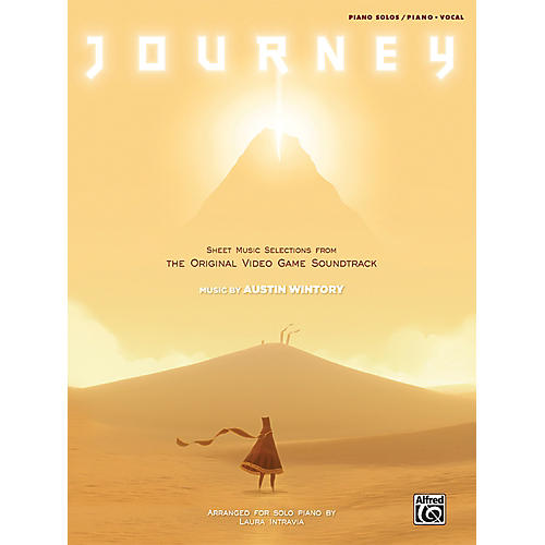 Alfred Journey: Sheet Music Selections from the Original Video Game Soundtrack Book-thumbnail