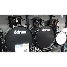 Ddrum Journeyman Double Down Drum Kit