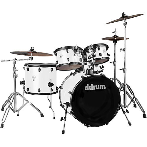 Ddrum Journeyman2 Series Player 5-piece Drum Kit with 22 in. Bass Drum-thumbnail