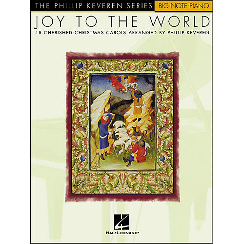 Hal Leonard Joy To The World - The Phillip Keveren Series for Big Note Piano-thumbnail