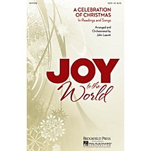 Brookfield Joy to the World (A Celebration of Christmas in Readings and Songs) IPAKCO Arranged by John Leavitt