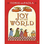 Penguin Books Joy to the World Christmas Stories and Songs Book