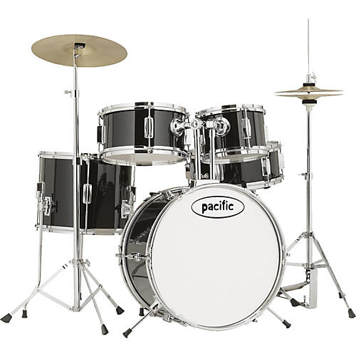 PDP by DW Jr. 5-Piece Drum Set with Cymbals and Hardware