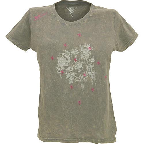 Fender Jr. Mini Skull Women's T-Shirt