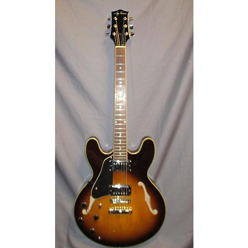 Jay Turser Jt133 Hollow Body Electric Guitar