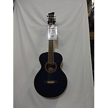 Jay Turser Jta414q Acoustic Electric Guitar