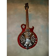 Jay Turser Jtres Resonator Hollow Body Electric Guitar