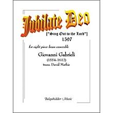 Carl Fischer Jubilate Deo Book