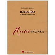 Hal Leonard Jubilatéo (Fanfare and Allegro) MusicWorks Concert Band Grade 5