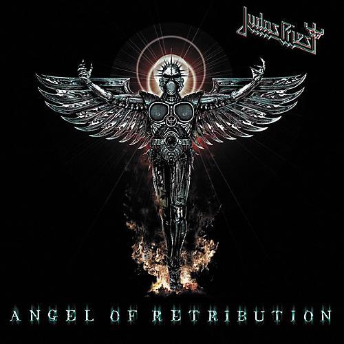 Music CD Judas Priest - Angel of Retribution (CD/DVD)-thumbnail