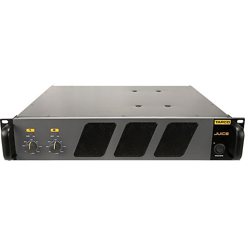 Tapco Juice J-2500 Power Amplifier