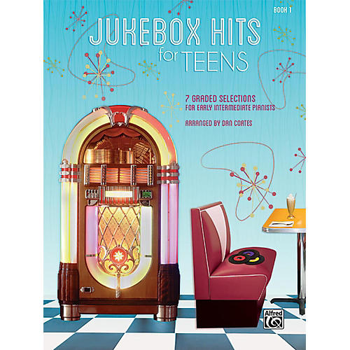Alfred Jukebox Hits for Teens Book 1 Early Intermediate Songbook-thumbnail