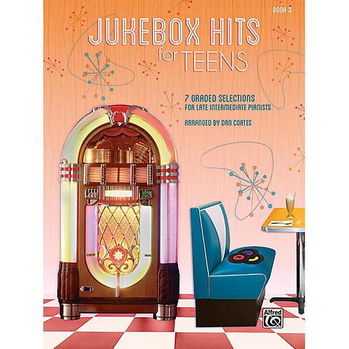 Alfred Jukebox Hits for Teens Book 3 Late Intermediate Songbook-thumbnail