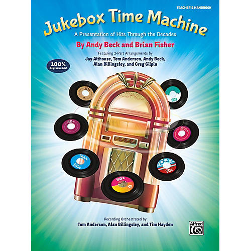 Alfred Jukebox Time MachineTeacher's Handbook Grades 4 & up-thumbnail
