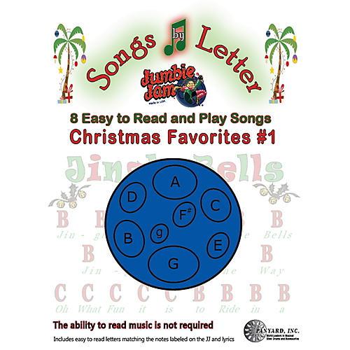 Panyard Jumbie Jam Songs by Letter Song Book - Christmas-thumbnail