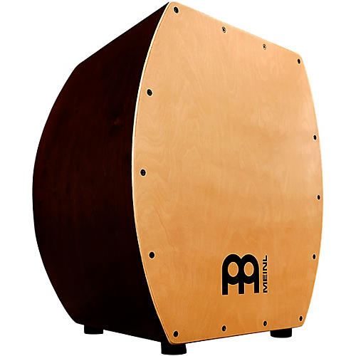 Meinl Jumbo Arch Bass Snare Cajon with Maple Frontplate