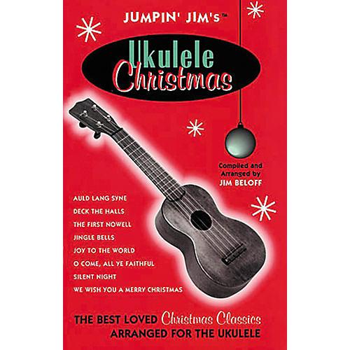 Hal Leonard Jumpin' Jim's Ukulele Christmas Tab Songbook-thumbnail