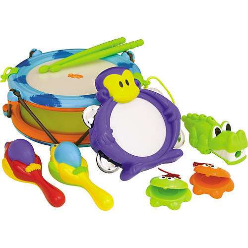 Iplay Jungle Jam Music Set