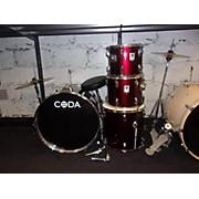 CODA Drums Junior 4-piece Drum Kit