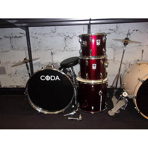 CODA Drums Junior 4-piece Drum Kit