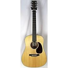 Martin Junior Dreadnought W/ K&K Passive Electronics Acoustic Electric Guitar